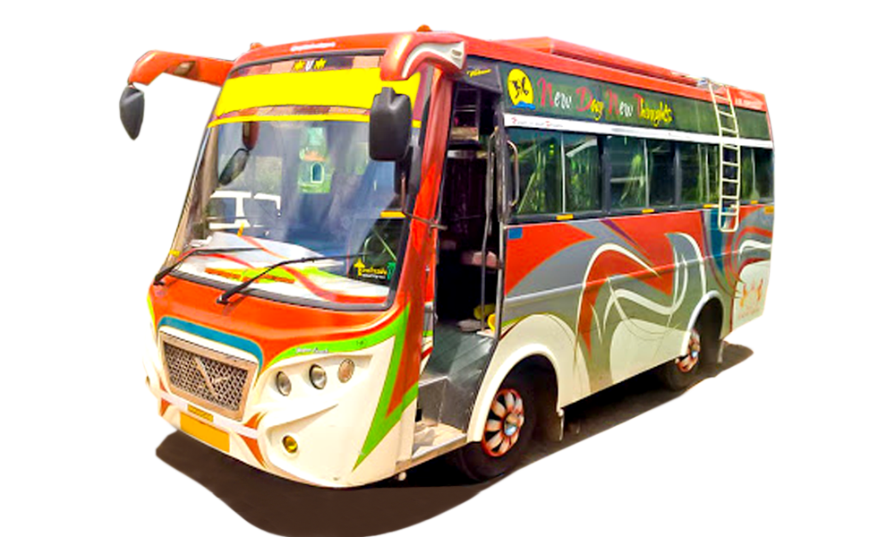 South Theni coach Van trip